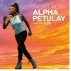 affiche CAFE-CONCERT : ALPHA PETULAY
