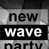 affiche New Wave Party IX- Velvet Kills/ Lux Montes/ OCD/ One for Jude