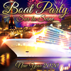 affiche PARIS BOAT PARTY NEW YEAR SUR LA SEINE 2020 ( BATEAU BUFFET FETE )