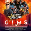 affiche GIMS / DREAM NIGHT 2020