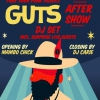affiche FREE YOUR FUNK : GUTS AFTER-SHOW