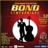 affiche BOND SYMPHONIQUE