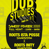 affiche Dub Studies #1 Roots Ista Posse Soundsystem / Roots Inity Soundsystem
