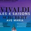 LES 4 SAISONS DE VIVALDI, AVE MARIA - ORCHESTRE HELIOS