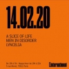 affiche A Slice Of Life / Men in disorder / Lyncelia