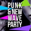 affiche New Wave Party XII Nova Et Vetera/Trancept /Dj Oxblood