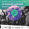 affiche La Grande Party | Audition #4 au Hasard Ludique