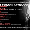 affiche Filthy French & Friends w/ Warrio + Guests - Festival 12h