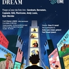 affiche THE AMERICAN DREAM - Orchestre symphonique Musiques en Seine