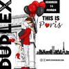 affiche THIS IS PARIS édition SAINT VALENTIN