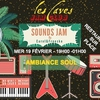 affiche La Sounds Jam #2 BY Carol& Freesko