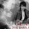 affiche GLAMS - Paris (FR) 29/02 - Europe Tour 2020 + guests et DJ set