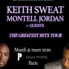 affiche KEITH SWEAT + MONTELL JORDAN + Guests