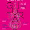 affiche Rencontres internationales de la guitare à Antony