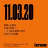affiche No-Heads X Faction S X The Reason Why X Contusion