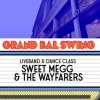affiche LE GRAND BAL SWING w/ SWEET MEGG & THE WAYFARERS