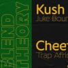 affiche Blend Theory : Kush Jones, Andy4000 & Cheetah
