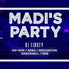 affiche Madi's Party 18#