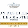 Salon des masters de gestion DEMATERIALISE (Univ. Paris 1)