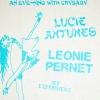 LEONIE PERNET + LUCIE ANTUNES
