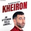 KHEIRON - ON N'ETEINDRA PAS LA LUMIERE