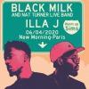 BLACK MILK / ILLA J