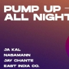 affiche Pump up all night long !