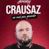 JEREMY CRAUSAZ NE VEUT PAS GRANDIR