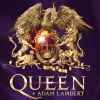 affiche QUEEN + ADAM LAMBERT - THE RHAPSODY TOUR