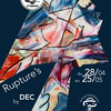 affiche Rupture's by DEC