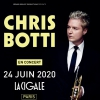 affiche CHRIS BOTTI