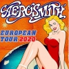 affiche AEROSMITH - EUROPEAN TOUR 2020