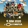 affiche PETER FRAMPTON - FINALE : THE FAREWELL TOUR