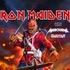 affiche IRON MAIDEN - The Legacy Of The Beast Tour