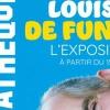 Exposition Louis de Funes à la Cinémathèque