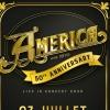 AMERICA - 50th ANNIVERSARY