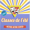 affiche Classes de l'été Spécial Ados - Method Acting Center