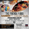 affiche The Friendly BBQ