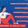Défilé / Fête Nationale à La Ferté-sous-Jouarre