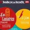 LA CANTATRICE CHAUVE & LA LECON - D'EUGENE IONESCO