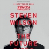 affiche STEVEN WILSON - THE FUTURE BITES TOUR
