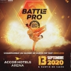affiche Battle Pro World Final 20th Anniversary