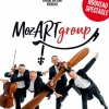 affiche MOZART GROUP - GLOBE-TROTTERS