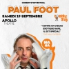 affiche PAUL FOOT - COMEDY STOP PARIS