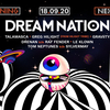 affiche // Opening ● Dream Nation Festival // Paris