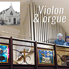 affiche Violon et Orgue original