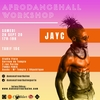 affiche Stage d'afrodancehall à Paris
