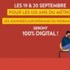Le patrimoine de la RATP s'invite chez vous - Journées du Patrimoine 2020