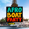 affiche AfroBoat Party 18h - Minuit