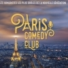 affiche PARIS COMEDY CLUB